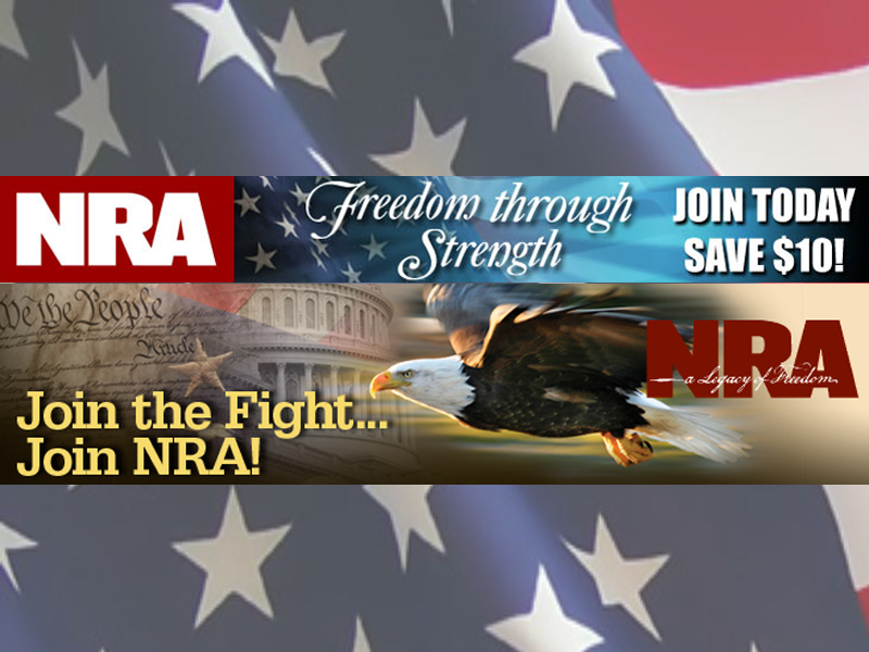 Join the NRA today and save $10