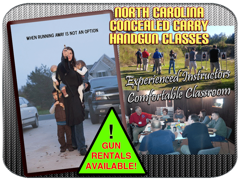 NC CCH Classes