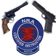Pistol Instructor
