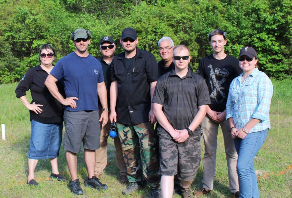 Pistol Instructor Class April 20-11, 2017