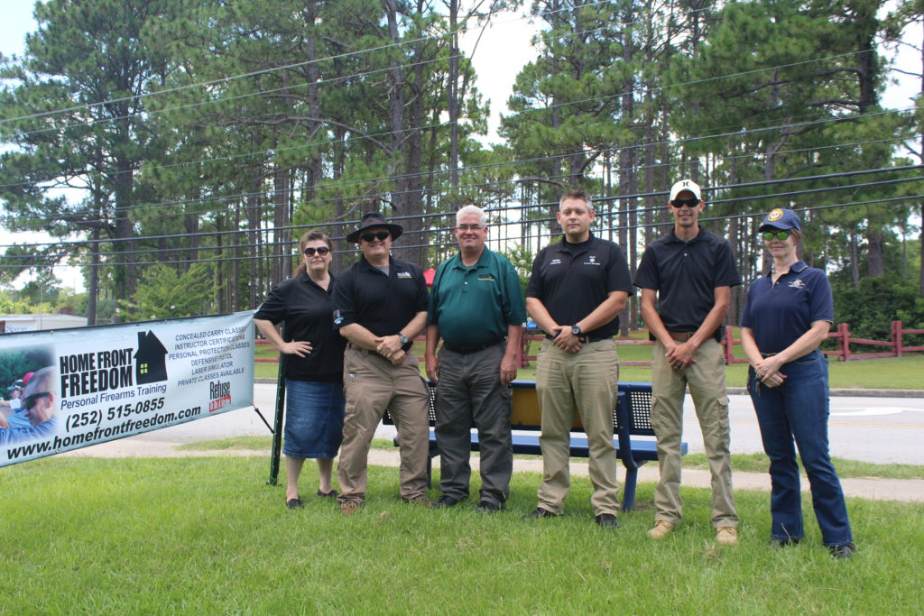 NRA Pistol Instructor Class July 2017