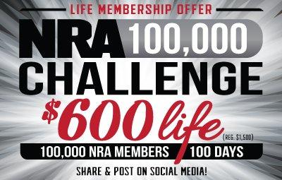 $600 life membership