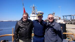 Block Island shipmates 1991-1993