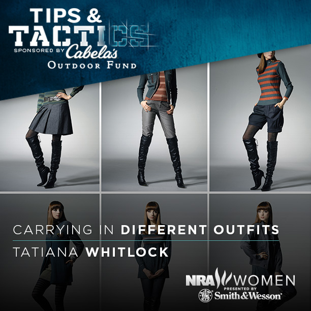 Tips & Tactics by NRA Women
