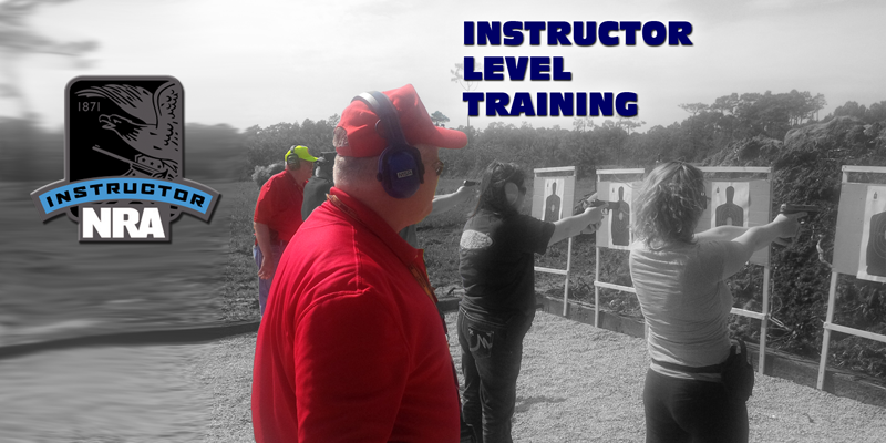 Become an NRA Certified Instructor